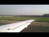 Влзет на Embraer ERJ 145 из Донецка(DOK)